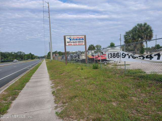 670 State Road 20, Hollister, FL 32147 (MLS #1104733) :: The DJ & Lindsey Team