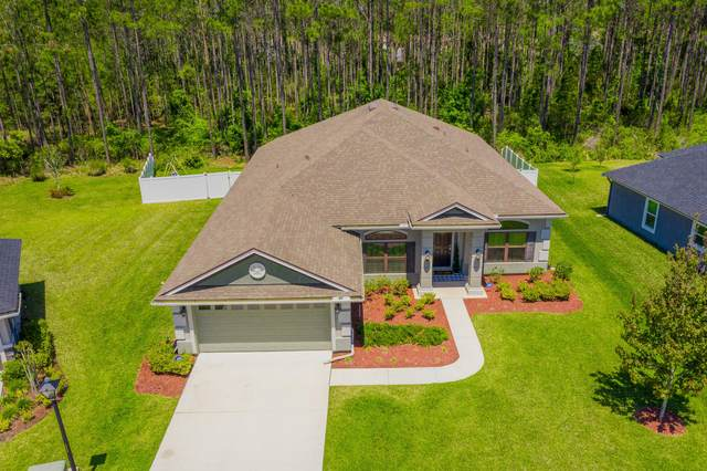 93 Flora Lake Cir, St Augustine, FL 32095 (MLS #1104783) :: EXIT Real Estate Gallery