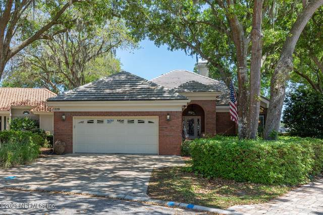 229 Cannon Ct E, Ponte Vedra Beach, FL 32082 (MLS #1104787) :: EXIT Real Estate Gallery