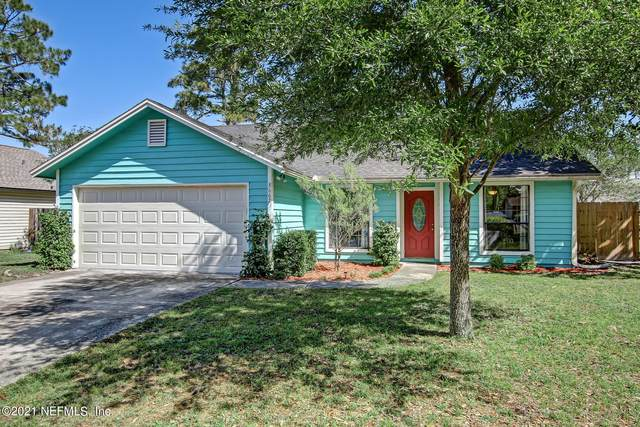 3667 Lumberjack Cir N, Jacksonville, FL 32223 (MLS #1104854) :: The Every Corner Team