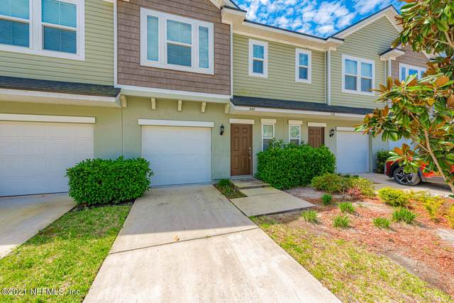 220 Moultrie Village Ln, St Augustine, FL 32086 (MLS #1104869) :: The Hanley Home Team