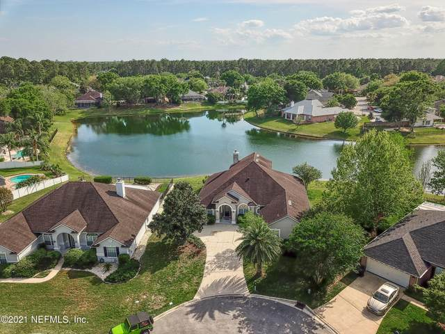 228 Sparrow Branch Cir, St Johns, FL 32259 (MLS #1104889) :: The Every Corner Team