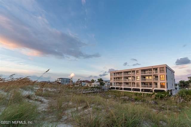 1 10TH St #102, St Augustine Beach, FL 32080 (MLS #1104952) :: Noah Bailey Group