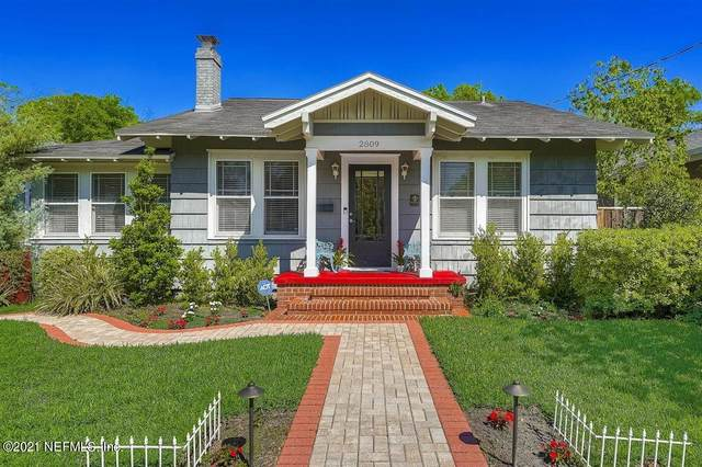 2809 Downing St, Jacksonville, FL 32205 (MLS #1104969) :: Endless Summer Realty
