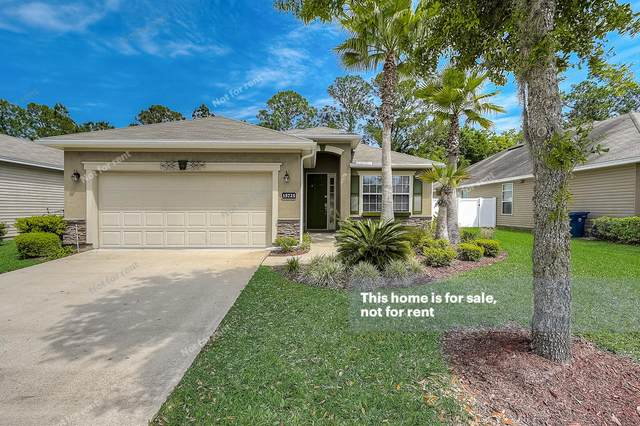 15725 Lexington Park Blvd, Jacksonville, FL 32218 (MLS #1104973) :: The Hanley Home Team