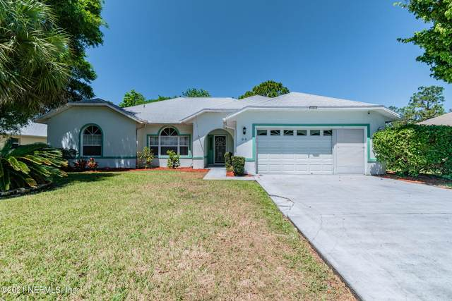 96 Wynnfield Dr, Palm Coast, FL 32164 (MLS #1105015) :: The Coastal Home Group