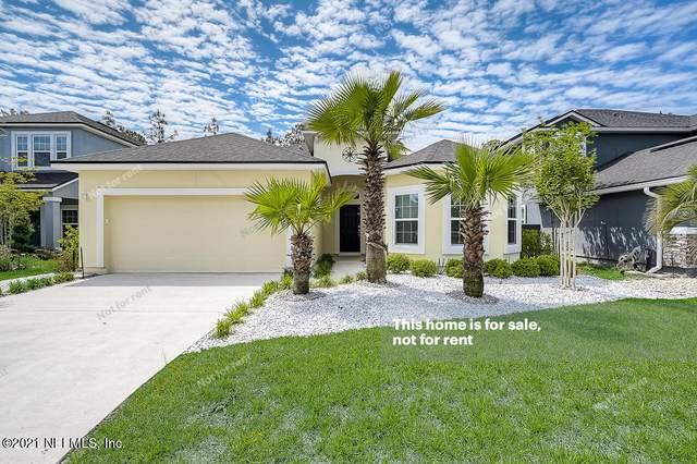 1442 Autumn Pines Dr, Orange Park, FL 32065 (MLS #1105024) :: The DJ & Lindsey Team