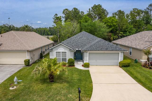 1374 Brookgreen Way, Fleming Island, FL 32003 (MLS #1105026) :: The Newcomer Group