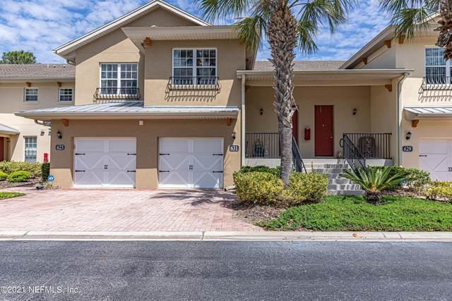 631 Shores Blvd, St Augustine, FL 32086 (MLS #1105046) :: Bridge City Real Estate Co.