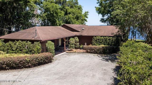 1126 St Johns Ave, GREEN COVE SPRINGS, FL 32043 (MLS #1105051) :: The Every Corner Team