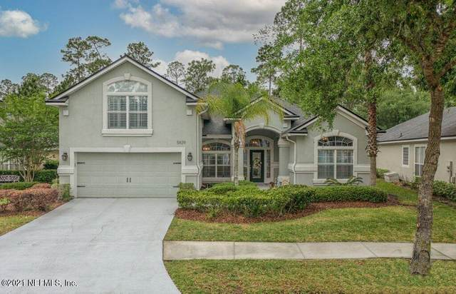 5839 Brush Hollow Rd, Jacksonville, FL 32258 (MLS #1105079) :: Noah Bailey Group