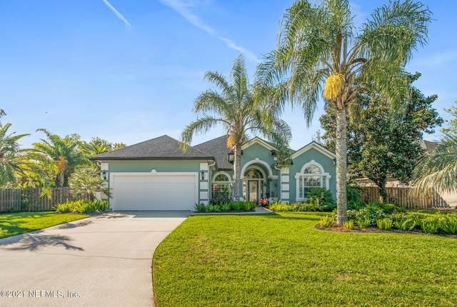 712 W Devonhurst Ln, Ponte Vedra, FL 32081 (MLS #1105095) :: The Volen Group, Keller Williams Luxury International