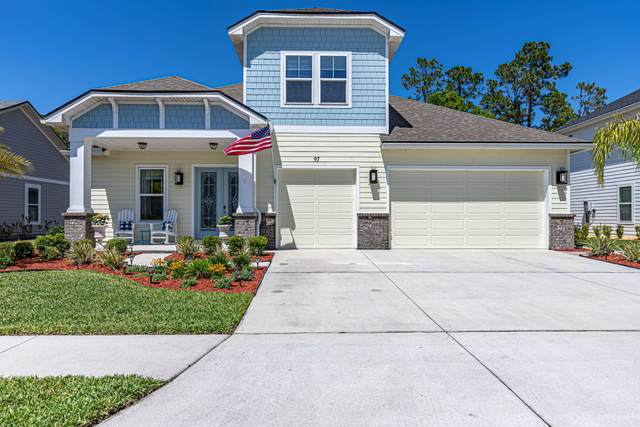 97 Whistling Run, St Augustine, FL 32092 (MLS #1105097) :: Berkshire Hathaway HomeServices Chaplin Williams Realty