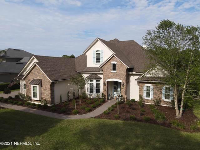120 Corbata Ln, St Augustine, FL 32095 (MLS #1105115) :: The Coastal Home Group