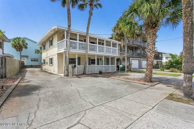2016 1ST St, Neptune Beach, FL 32266 (MLS #1105127) :: EXIT 1 Stop Realty