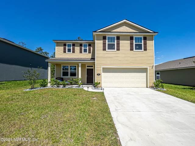 3822 Bronco Rd, Middleburg, FL 32068 (MLS #1105134) :: Engel & Völkers Jacksonville