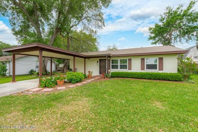116 Pompano Rd, St Augustine, FL 32086 (MLS #1105148) :: The Coastal Home Group