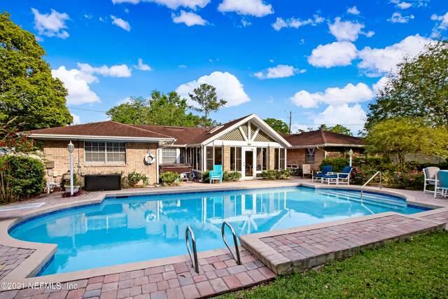 8620 San Servera Dr W, Jacksonville, FL 32217 (MLS #1105162) :: Century 21 St Augustine Properties