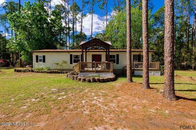 226 Ponderosa Pines Ct, Georgetown, FL 32139 (MLS #1105192) :: The Coastal Home Group