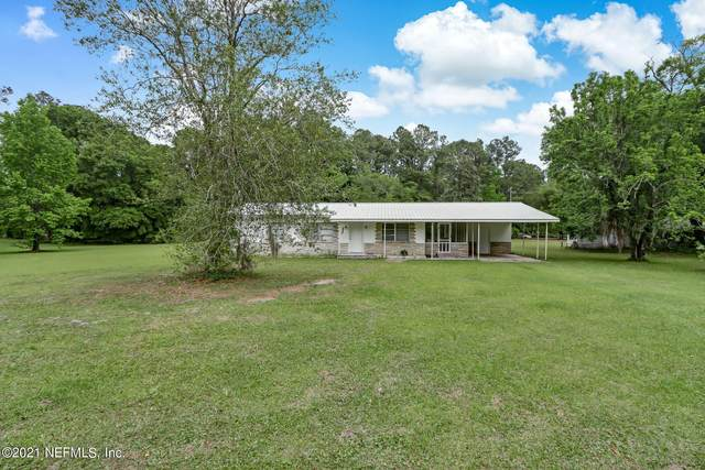 77232 Parker Rd, Yulee, FL 32097 (MLS #1105270) :: The Hanley Home Team