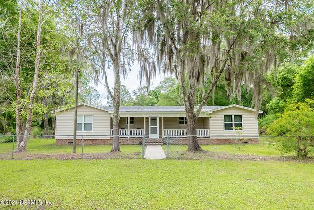 17853 NE 28TH Ave, Starke, FL 32091 (MLS #1105304) :: Noah Bailey Group