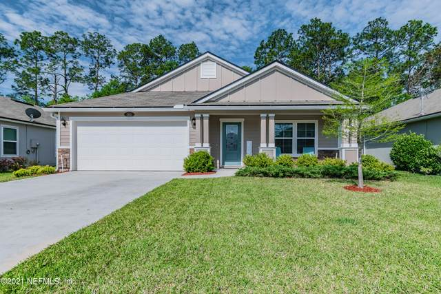 383 Samara Lakes Pkwy, St Augustine, FL 32092 (MLS #1105336) :: Berkshire Hathaway HomeServices Chaplin Williams Realty