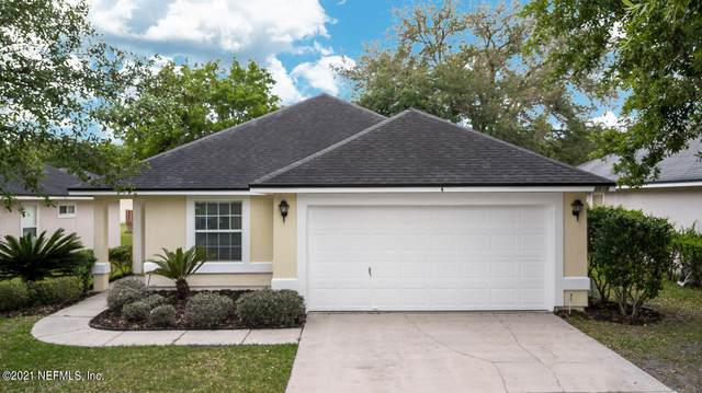 1436 Bitterberry Dr, Orange Park, FL 32065 (MLS #1105338) :: The Coastal Home Group