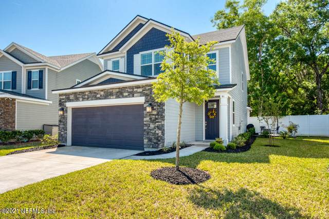 51 Moultrie Creek Cir, St Augustine, FL 32086 (MLS #1105343) :: The Coastal Home Group
