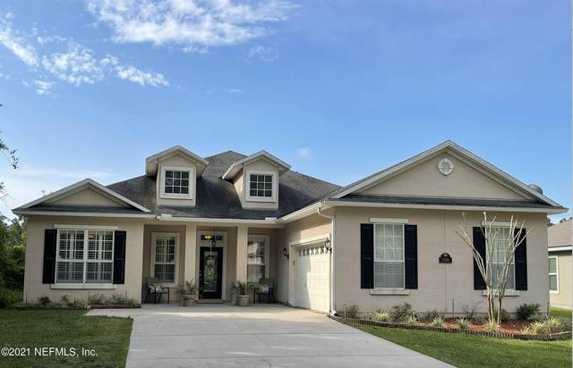 2211 Crystal Cove Dr, GREEN COVE SPRINGS, FL 32043 (MLS #1105349) :: The Coastal Home Group