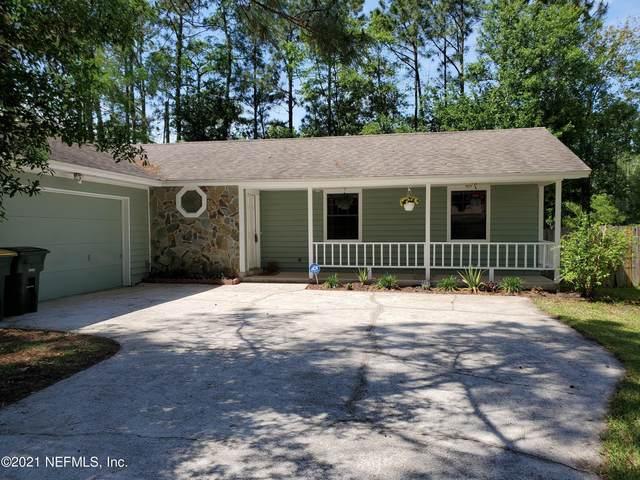 4203 Queensway Dr, Jacksonville, FL 32257 (MLS #1105364) :: The Hanley Home Team