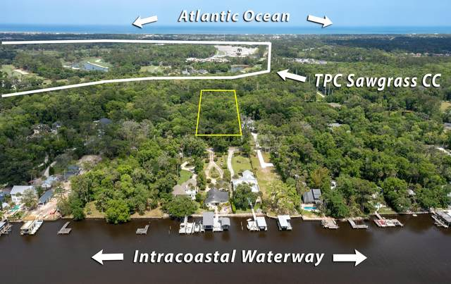 100 Roscoe Blvd N, Ponte Vedra Beach, FL 32082 (MLS #1105385) :: EXIT Inspired Real Estate