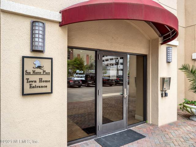 1478 Riverplace Blvd #202, Jacksonville, FL 32207 (MLS #1105428) :: The Randy Martin Team | Watson Realty Corp