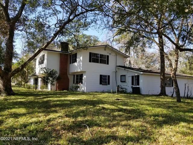 3827 Forest Dr, Middleburg, FL 32068 (MLS #1105455) :: Century 21 St Augustine Properties