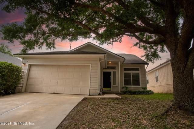 12027 Harbour Cove Dr S, Jacksonville, FL 32225 (MLS #1105456) :: The DJ & Lindsey Team