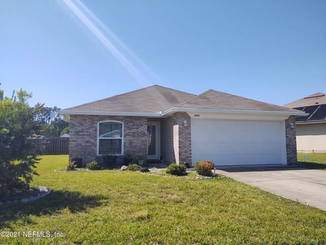 1626 Sugarpine Dr, Middleburg, FL 32068 (MLS #1105459) :: Bridge City Real Estate Co.