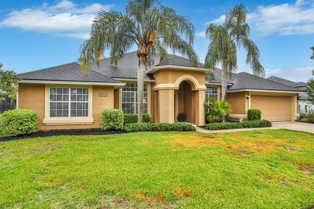 2543 Beautyberry Cir W, Jacksonville, FL 32246 (MLS #1105471) :: The DJ & Lindsey Team