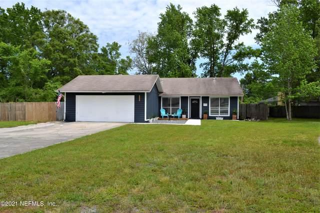 512 Elbridge Gerry St, Orange Park, FL 32073 (MLS #1105489) :: EXIT Real Estate Gallery