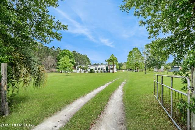 6027 Bill Davis Rd, Macclenny, FL 32040 (MLS #1105516) :: The DJ & Lindsey Team