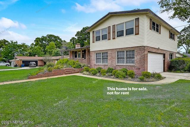 1362 Sunnymeade Dr, Jacksonville, FL 32211 (MLS #1105545) :: Endless Summer Realty