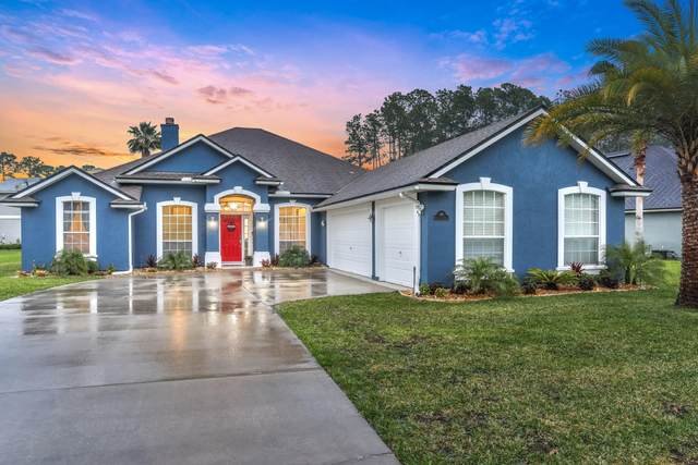 186 Greenfield Dr, St Johns, FL 32259 (MLS #1105554) :: EXIT Inspired Real Estate