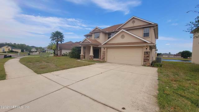 2037 Creekmont Dr, Middleburg, FL 32068 (MLS #1105555) :: The Hanley Home Team