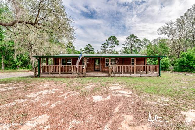 5684 Indian Trl, Keystone Heights, FL 32656 (MLS #1105556) :: Olson & Taylor | RE/MAX Unlimited