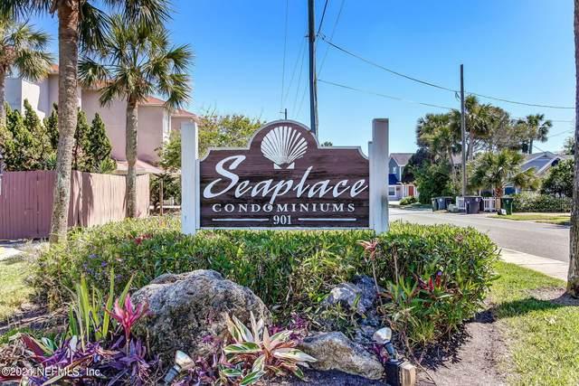 901 Ocean Blvd #88, Atlantic Beach, FL 32233 (MLS #1105557) :: The Volen Group, Keller Williams Luxury International