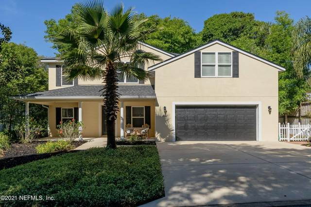141 Kings Quarry Ln, St Augustine, FL 32080 (MLS #1105574) :: The Hanley Home Team