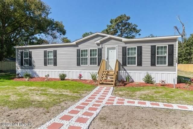 11478 Kaleel Rd, Jacksonville, FL 32218 (MLS #1105611) :: CrossView Realty