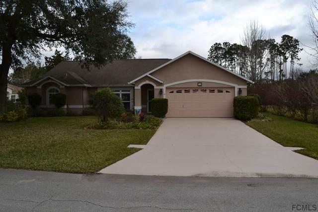 34 Ellington Dr, Palm Coast, FL 32164 (MLS #1105623) :: EXIT Real Estate Gallery