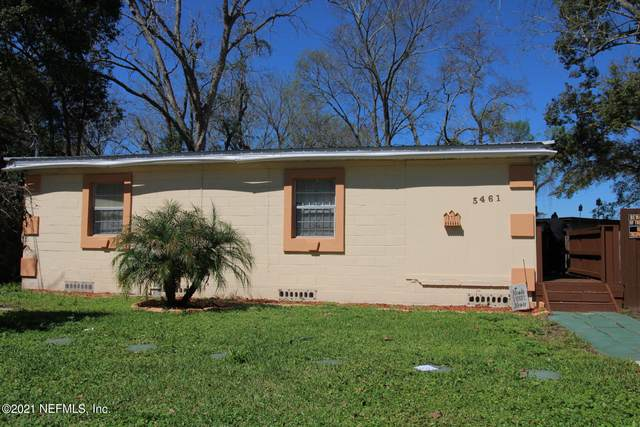 5461 Lenox Ave, Jacksonville, FL 32205 (MLS #1105626) :: Olson & Taylor | RE/MAX Unlimited