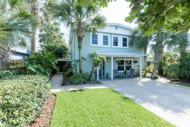 436 9TH Ave S, Jacksonville Beach, FL 32250 (MLS #1105681) :: The Hanley Home Team