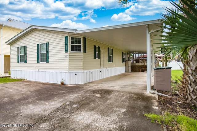 180 Sportsman Dr, Welaka, FL 32139 (MLS #1105684) :: Olde Florida Realty Group
