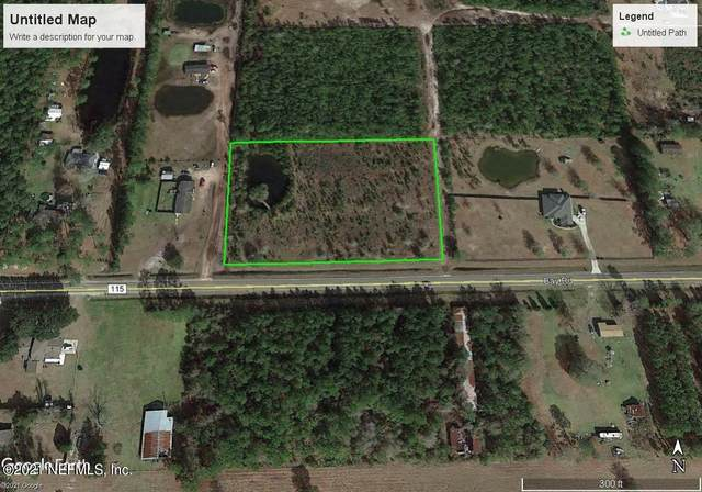172454 Bay Rd, Hilliard, FL 32046 (MLS #1105692) :: Berkshire Hathaway HomeServices Chaplin Williams Realty